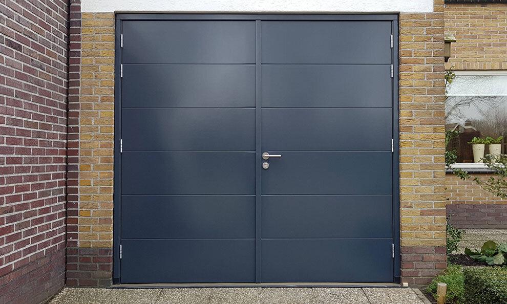 Garagedeuren in Breda, Noord-Brabant