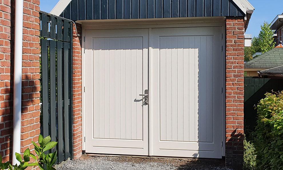 Garagedeuren in Nieuw-Vennep, Noord-Holland