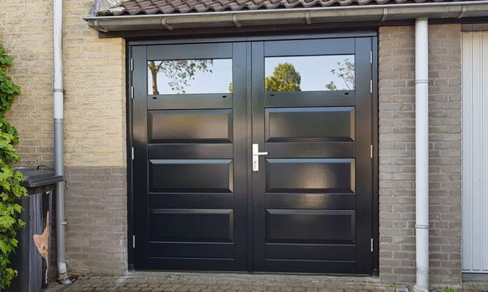 Garagedeuren in Schagen, Noord-Holland