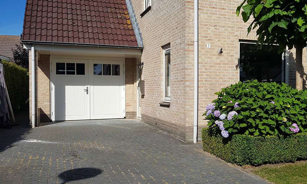 Garagedeuren in Tilburg, Noord-Brabant