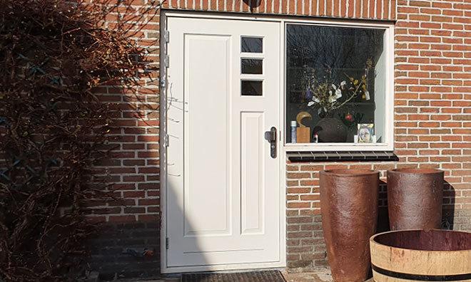 Voordeuren in Zoetermeer, Zuid-Holland